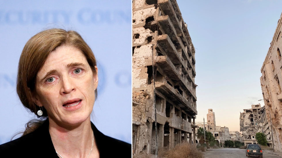 Obama-era hawk Samantha Power reportedly tapped as US foreign aid body head. Critics ask: Libya, Syria & Yemen legacy, anyone?