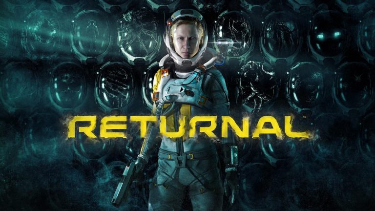 Returnal launches on PS5 March 19, 2021
