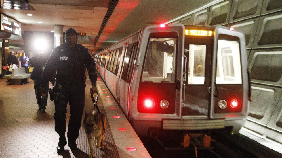 One person rushed to hospital after FBI-involved shooting reported on DC Metro train