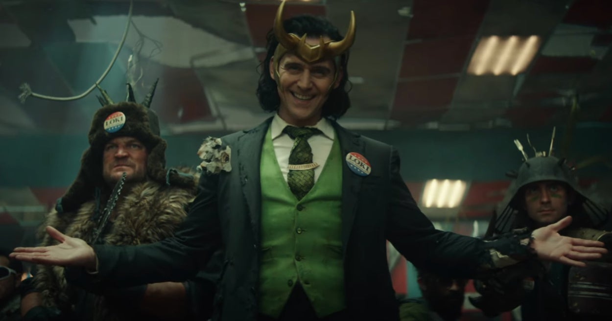 """Loki"" On Disney+ Finally Has Its First Trailer And It Is, Indeed, GLORIOUS"