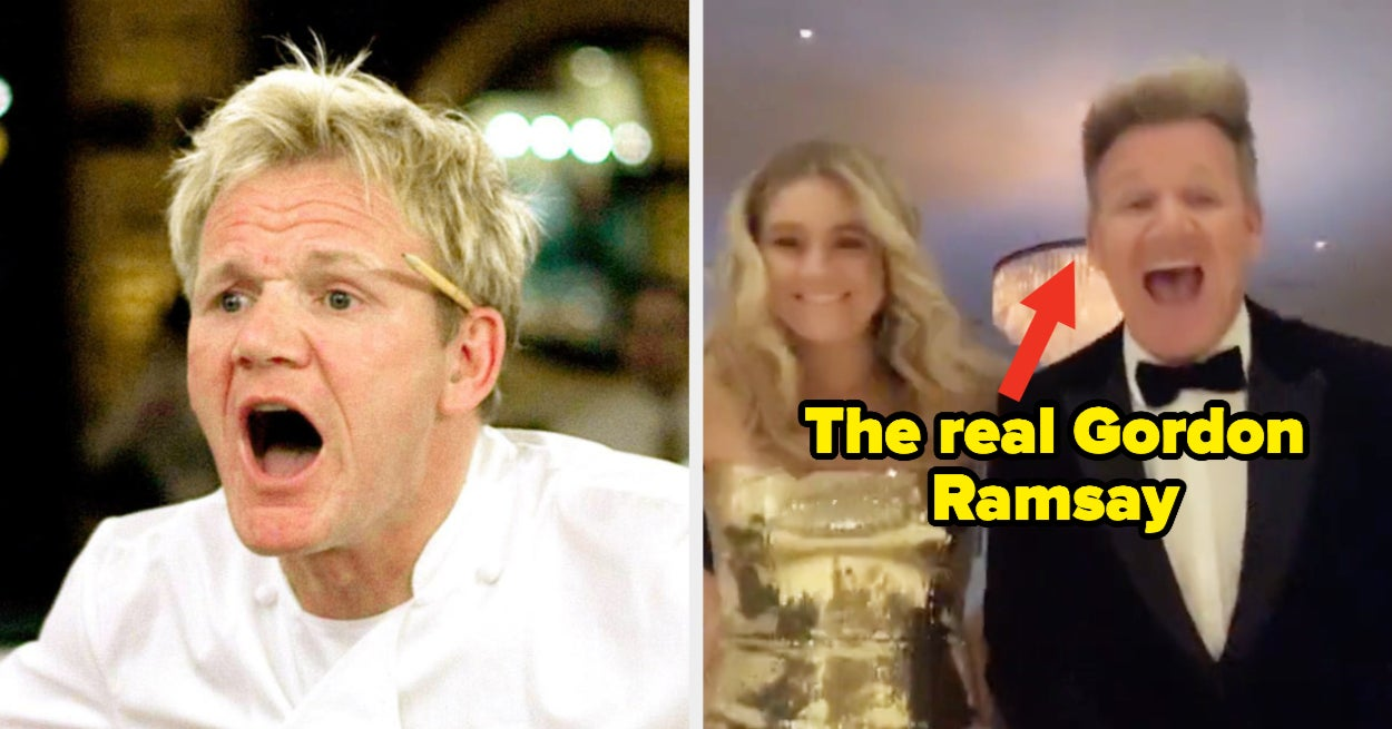 Gordon Ramsay And His 19-Year-Old Daughter Are Taking Over TikTok With Wholesome Content