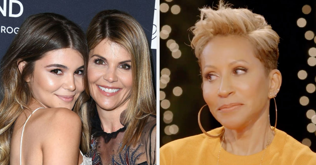 "Adrienne Banfield-Norris Is Over Olivia Jade's White Nonsense On ""Red Table Talk"" And It's My Life Source"