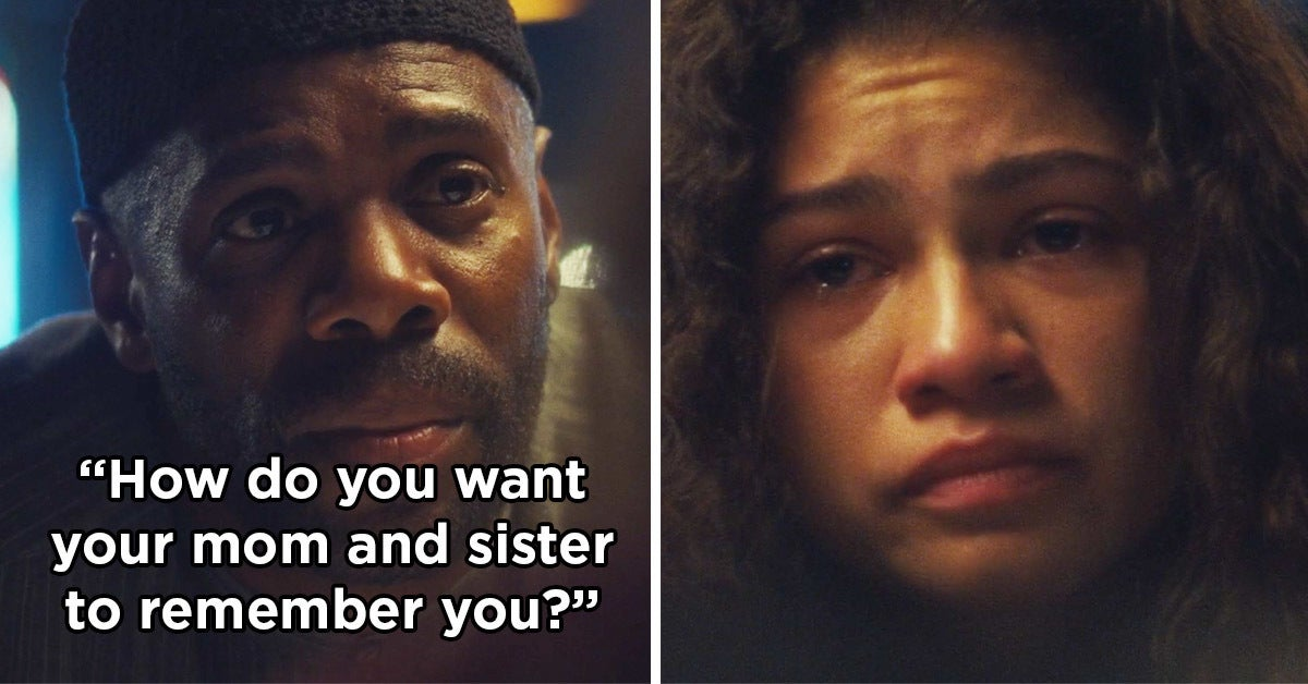 """Rue's """"Euphoria"""" Special Episode Strips Away The Glitter, Which Is Why It's So Amazing"""