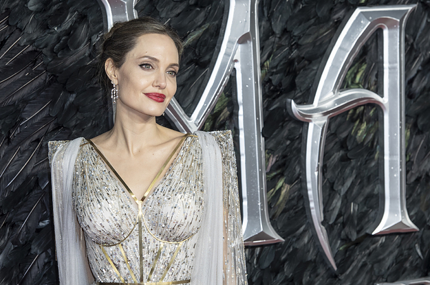 Angelina Jolie Gave Powerful Advice For Women Who Fear Abuse During The Holidays