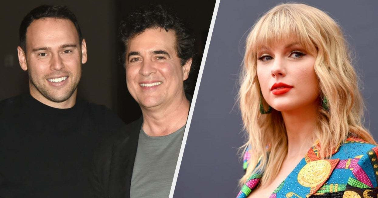 Taylor Swift Just Compared The Scooter Braun Drama To A Divorce And Said It Inspired Some Of The Saddest Songs On Her Album