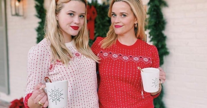 20 Times Reese Witherspoon Was Twinning With Her Kids