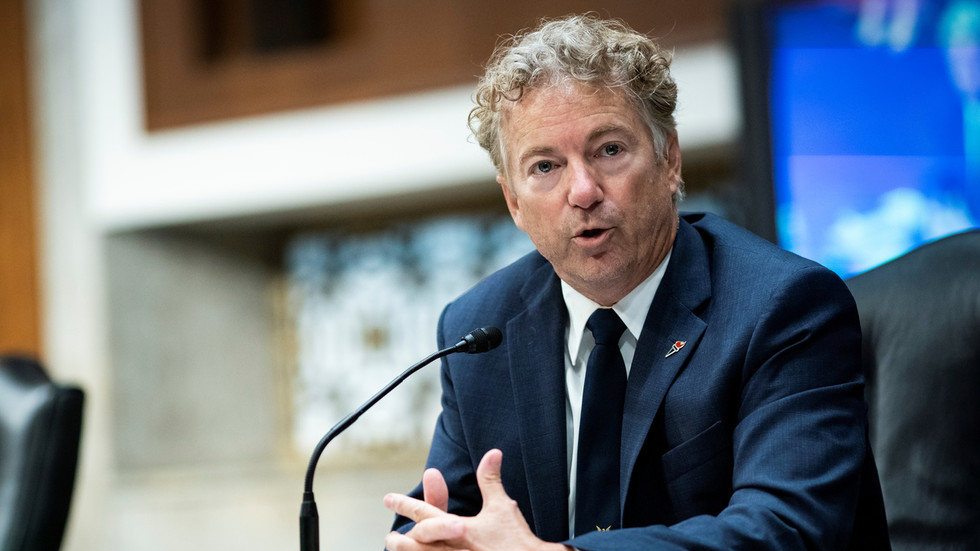 Rand Paul tries to get govt to stop paying stimulus to dead people, bill 'watered down' with 3-year deadline