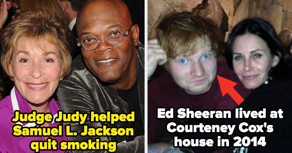15 Famous People You Probably Didn't Know Are Actually Pretty Good Friends