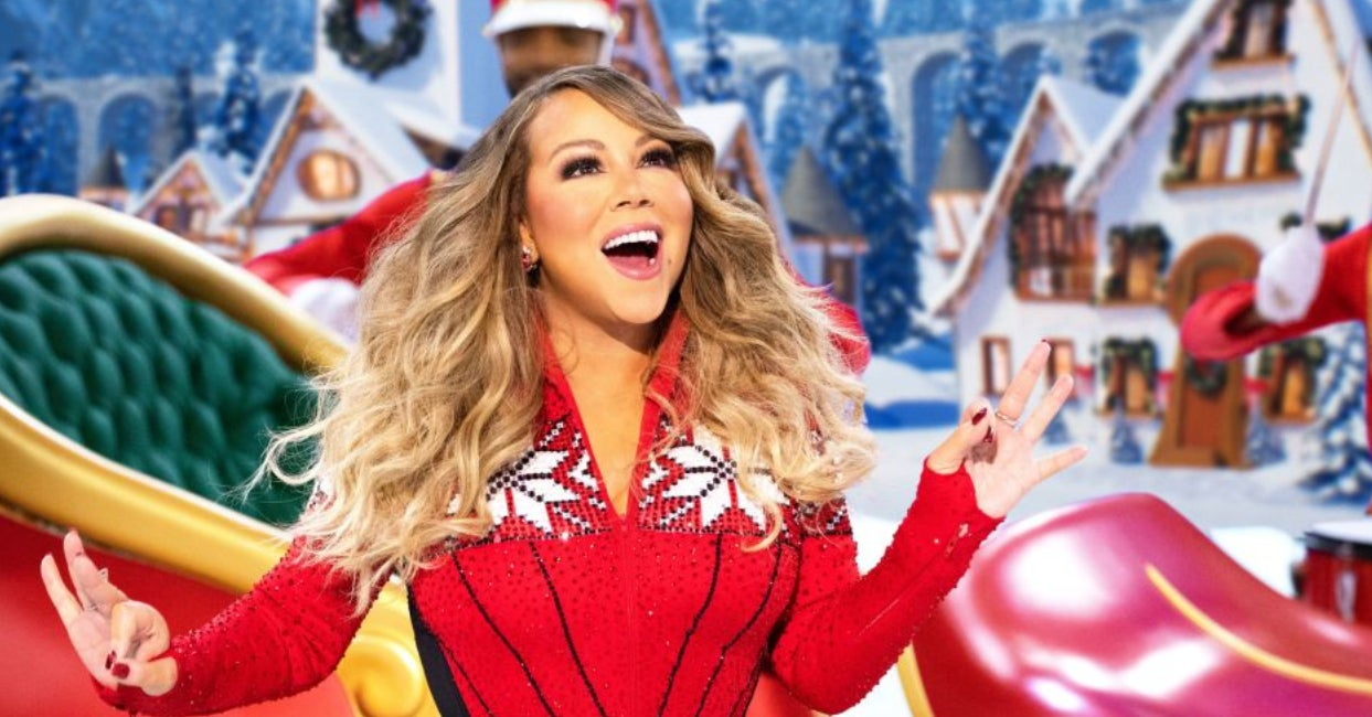 We Need To Talk About How Mariah Carey Gave Us Everything In 2020