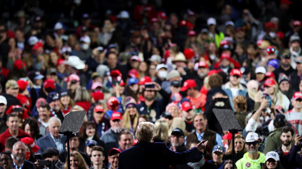 Overwhelming majority of Trump supporters do not consider Biden legitimate, but most voters say election 'over and settled' – poll