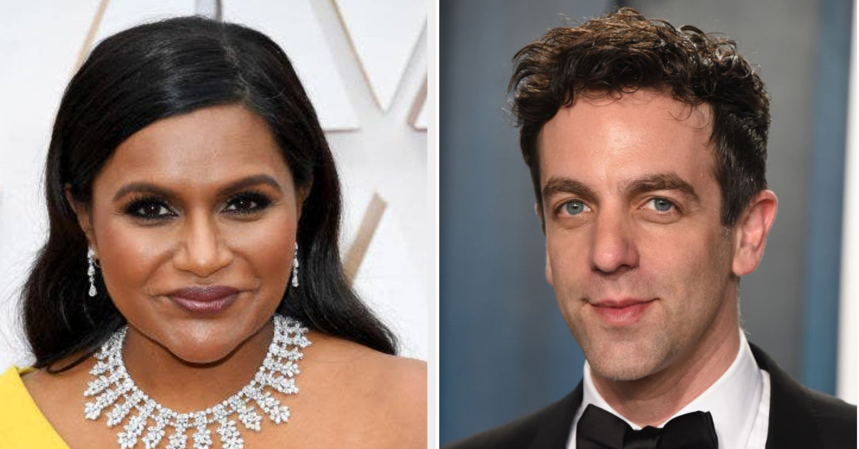 B.J. Novak Left A Flirty Comment On Mindy Kaling's Instagram, And I Can't Handle It