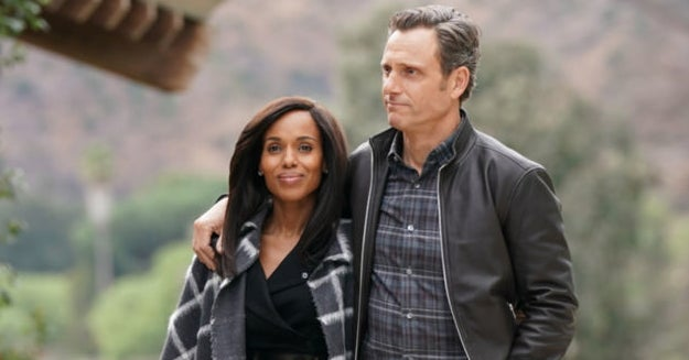 Kerry Washington And Tony Goldwyn's Twitter Exchange Is Why Olivia And Fitz Are My No. 1 Ship