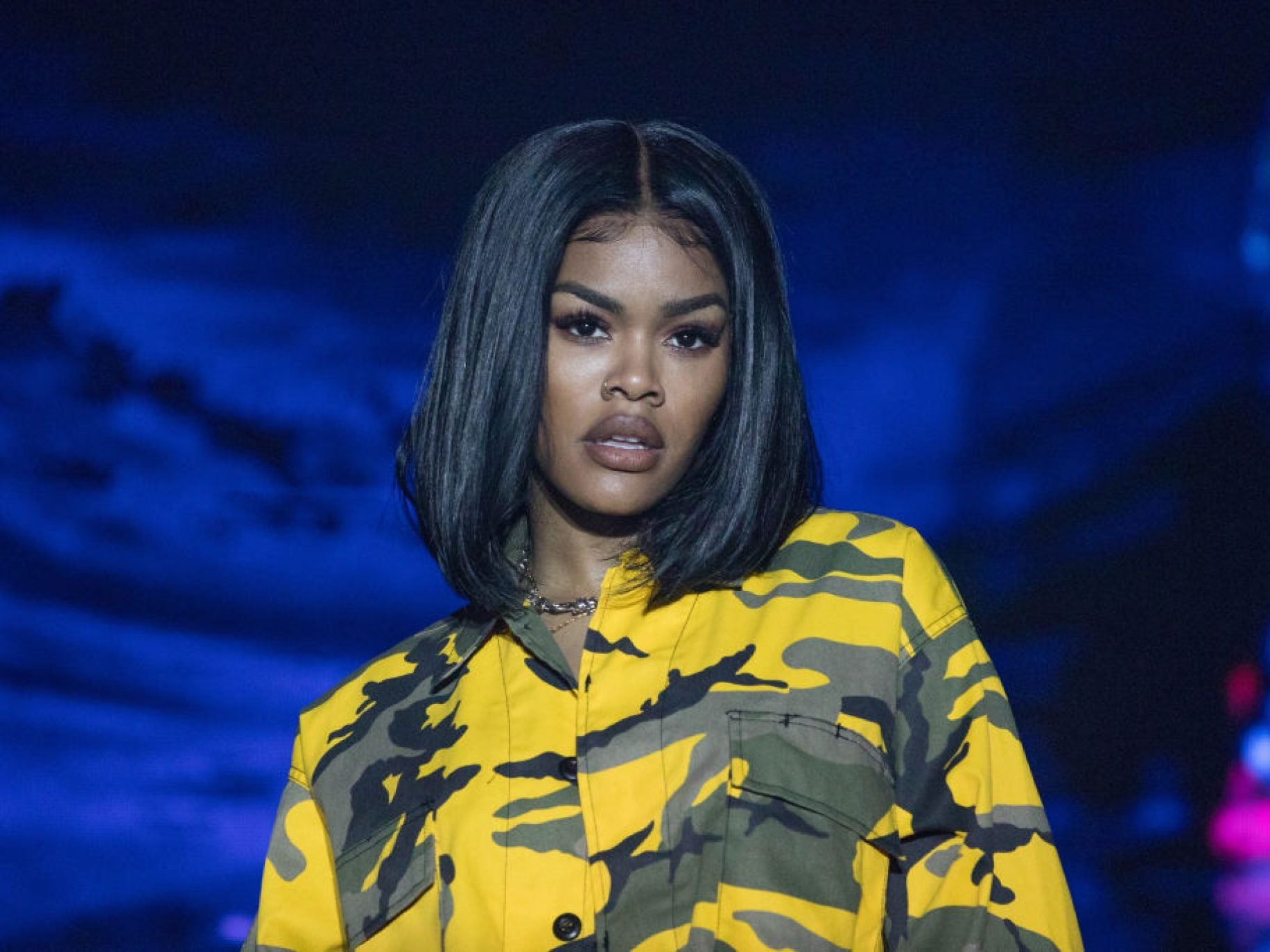 Teyana Taylor Announces She's Retiring After Being 'Unappreciated' And 'Overlooked' By The Music 'Machine'