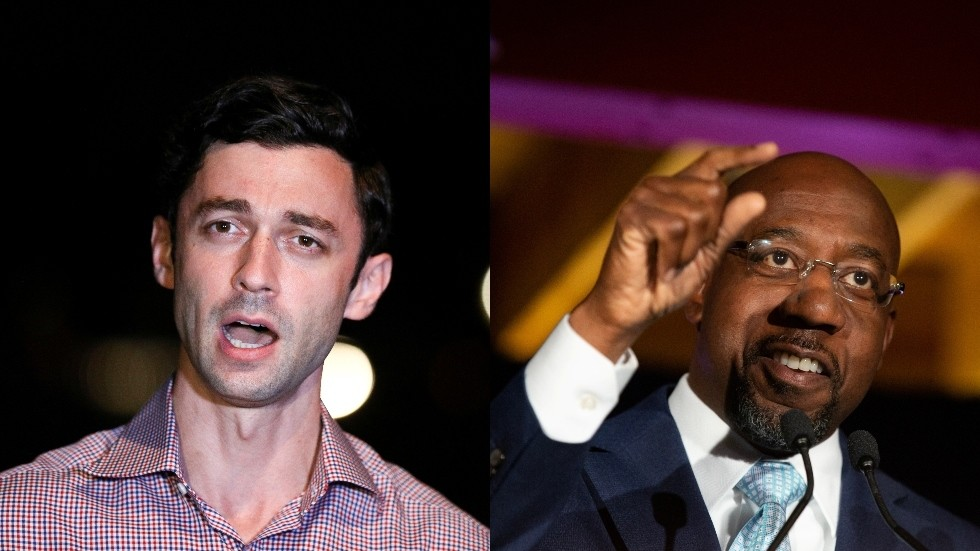 Jewish group slams Georgia Democrat Senate candidates for campaigning with lawmaker who allegedly compared Jews to 'TERMITES'