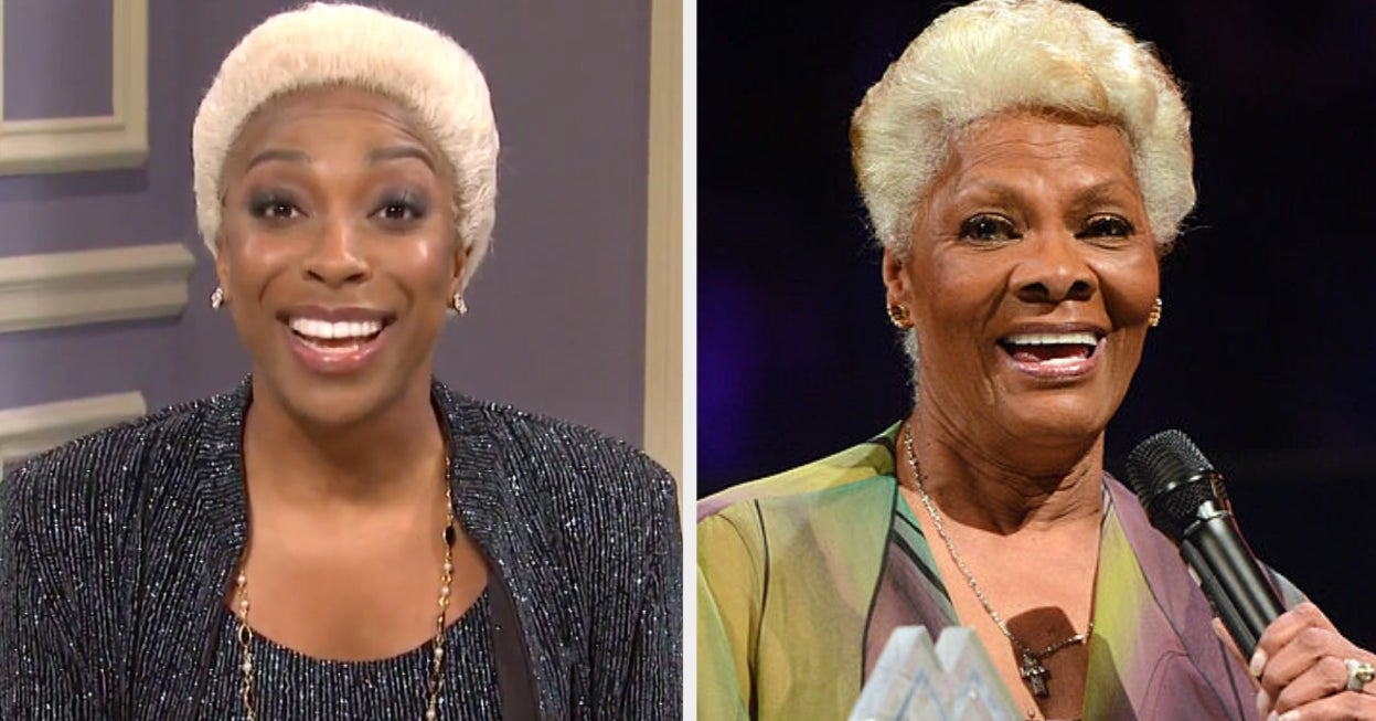 """SNL"" Did A Sketch About Dionne Warwick, And Here's How She Responded"