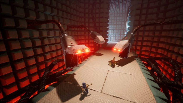 Introducing It Takes Two, the wildest co-op ride of your life