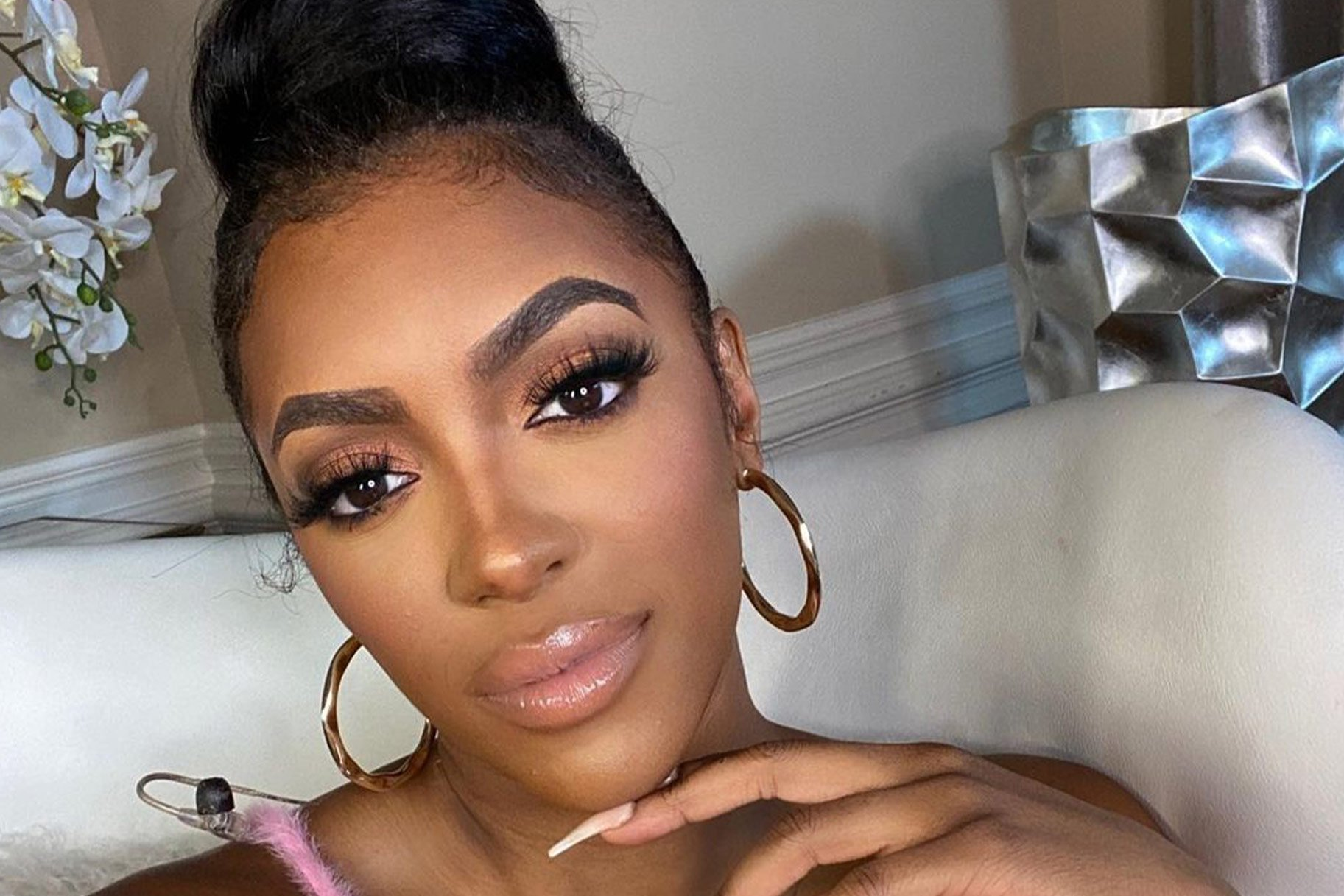 Porsha Williams Talks About Relationships In Quarantine Time – Check Out Her Podcast