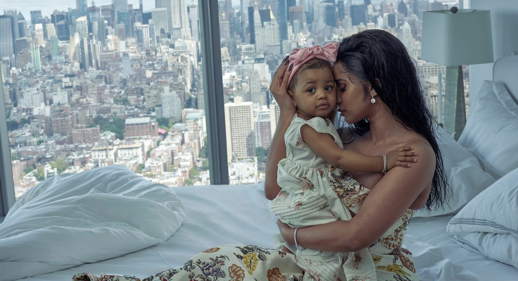 Cardi B – Here's How Her 'Rich' Daughter Is Already Learning About Having Privilege!