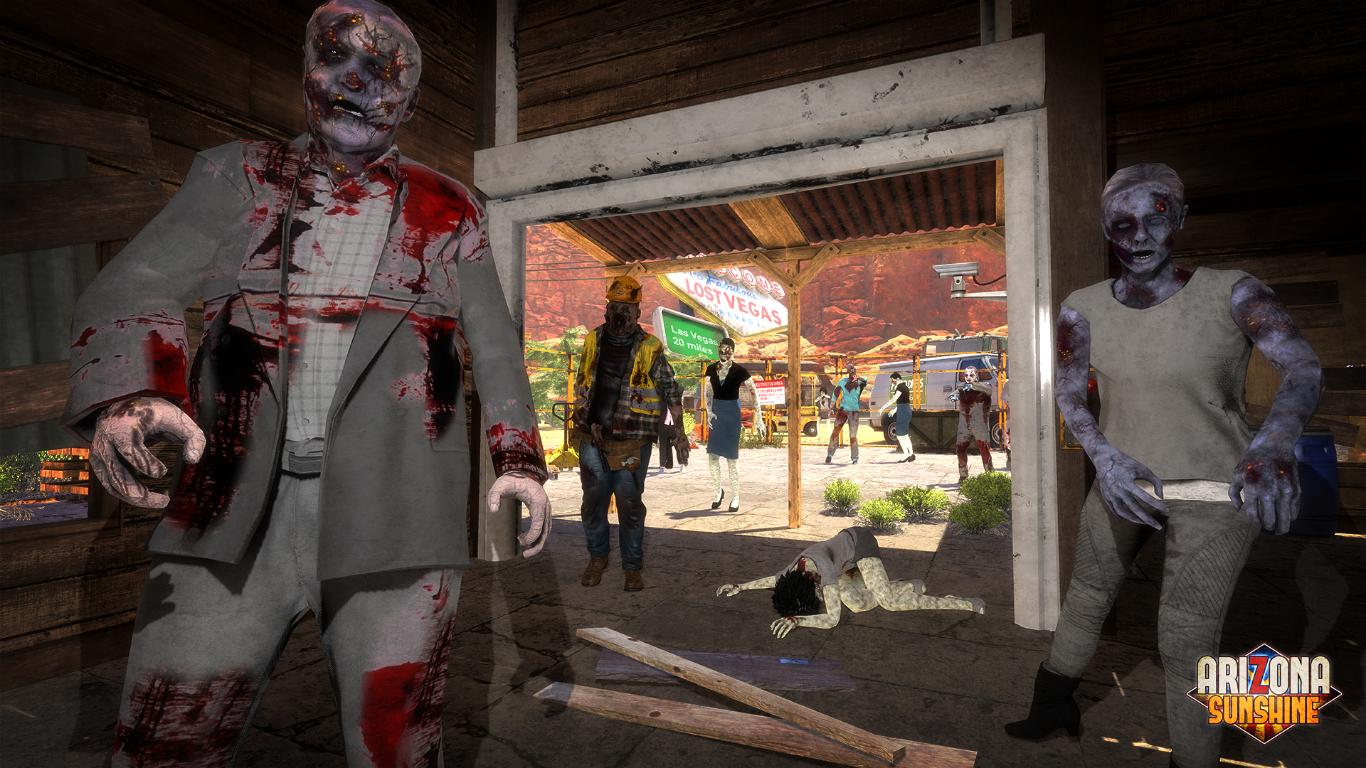 Arizona Sunshine Will Be Receiving A New Horde Map for Its Zombie Apocalypse Experience