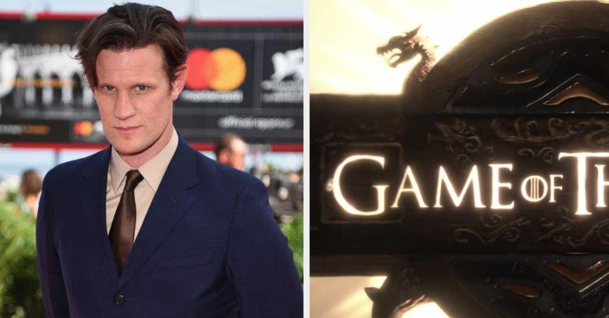 """Matt Smith Is Going To Be In The """"Game Of Thrones"""" Prequel — Plus All The Other Casting News We Know So Far"""