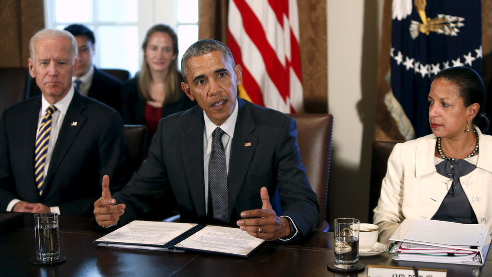 Biden picks former Obama national security adviser Susan Rice for WH domestic policy council