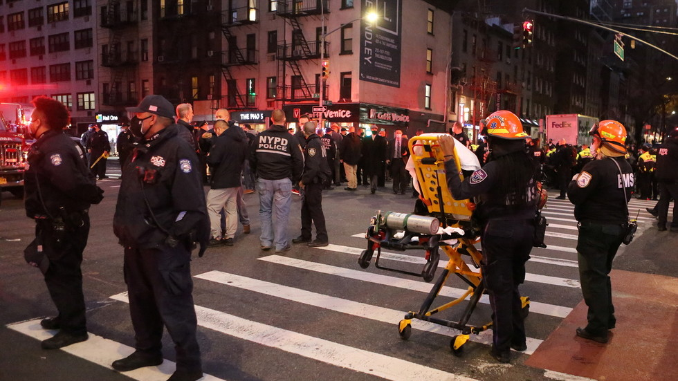 'Multiple' people injured after vehicle 'plows' into Black Lives Matter protesters in New York