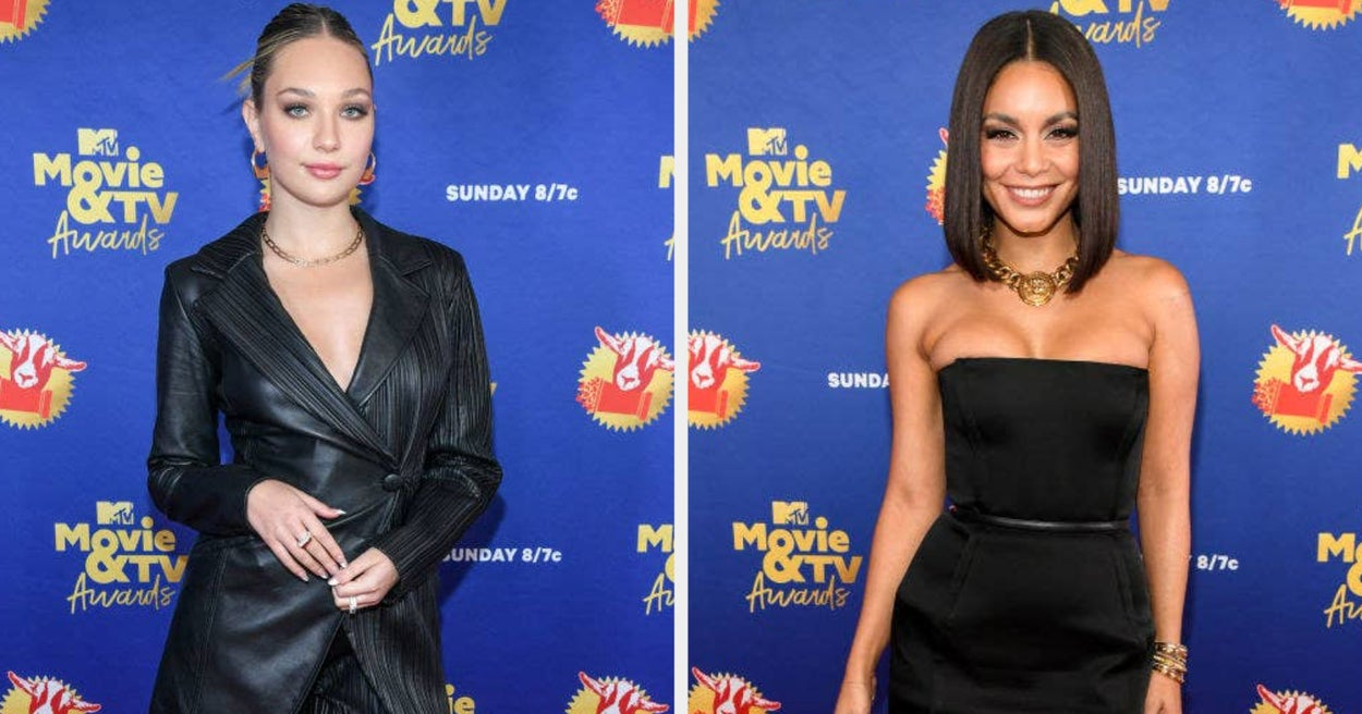 Here's What Everyone Wore To The 2020 MTV Movie & TV Awards