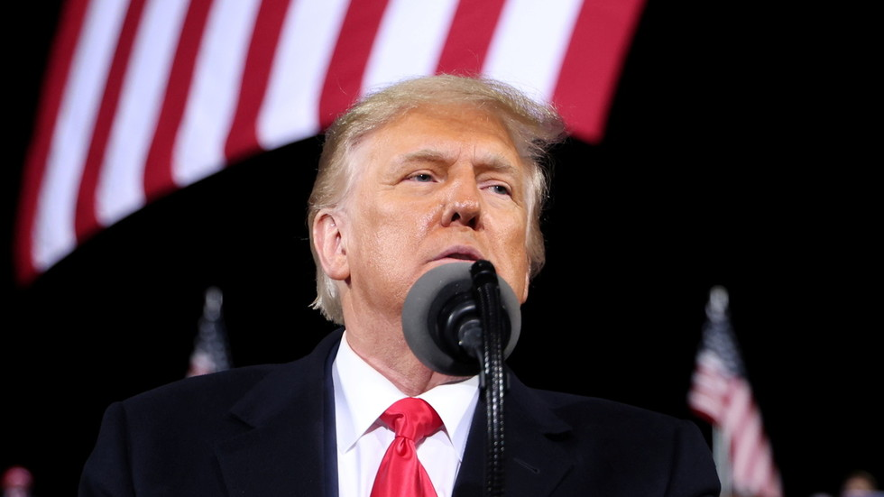 'This is the big one': Trump vows to 'INTERVENE' in Texas lawsuit aimed at overturning battleground results