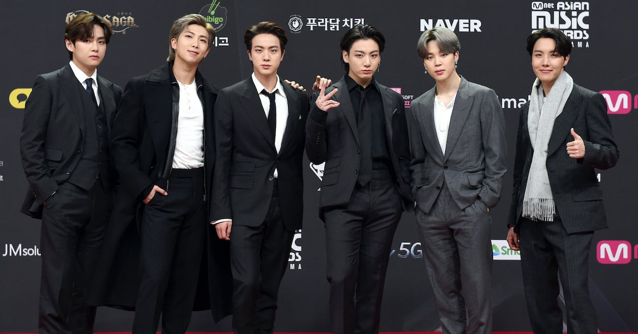 Here's What Everyone Wore On The 2020 MAMA Red Carpet