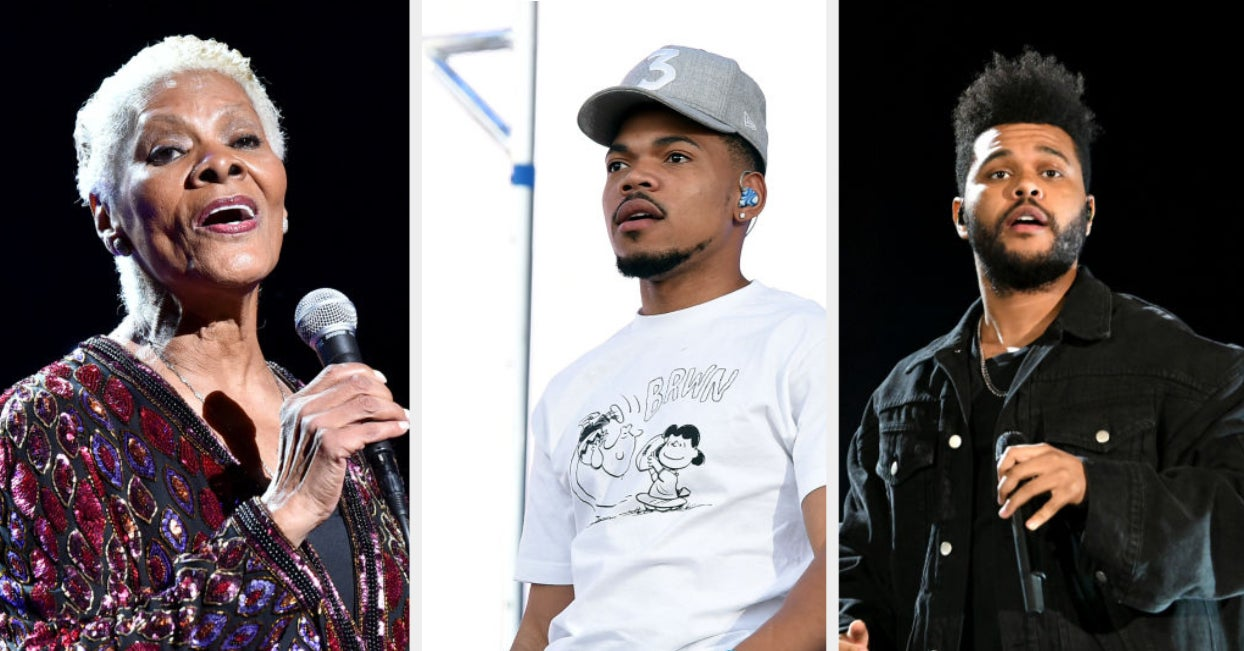 Dionne Warwick Roasted Chance The Rapper And The Weeknd And They Both Responded