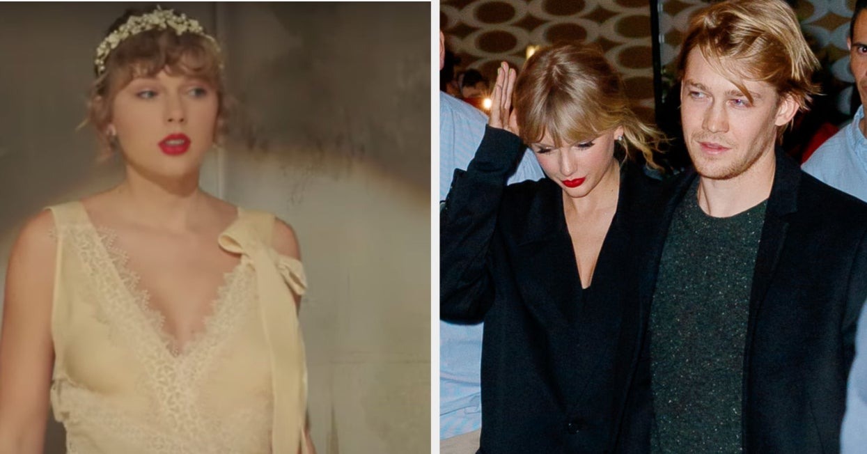 Taylor Swift Cowrote Three More Songs With Her Boyfriend Joe Alwyn, And It's More Than My Swiftie Heart Can Handle