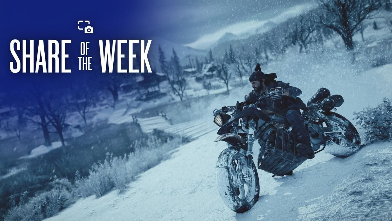 Share of the Week: Winter