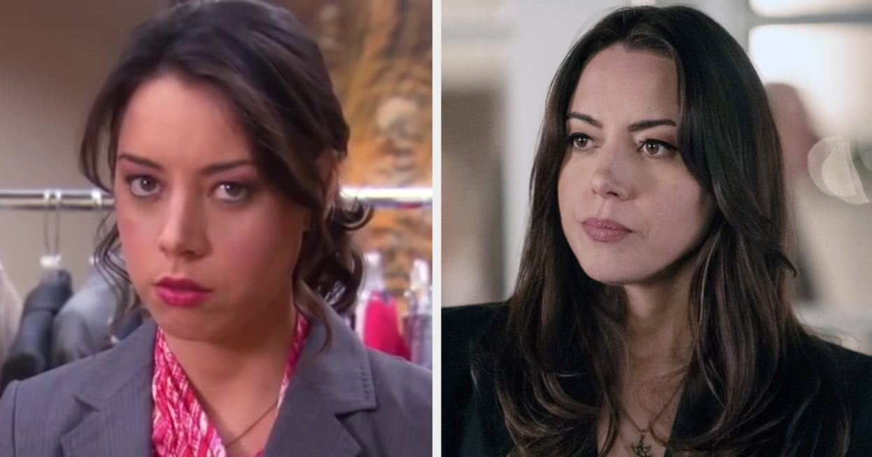 Aubrey Plaza Has Been In Over 35 Films And TV Shows — How Many Have You Seen?