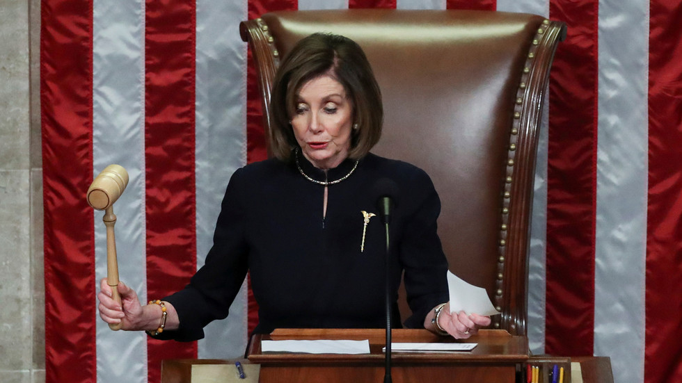 Unless you vote for Pelosi, you vote for GOP QAnon, House Rules chair tells Democrats in preemptive strike against dissenters
