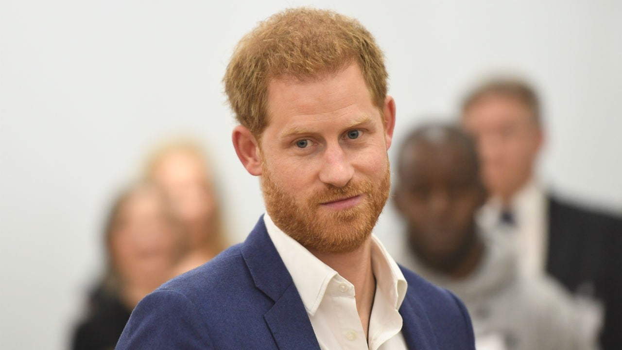 Prince Harry Says His Son 'Changed Everything'