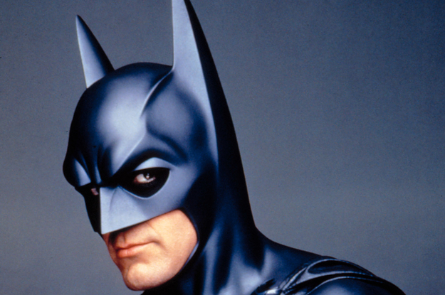 """George Clooney Revealed The Lesson He Learned From Making """"Batman & Robin"""""""