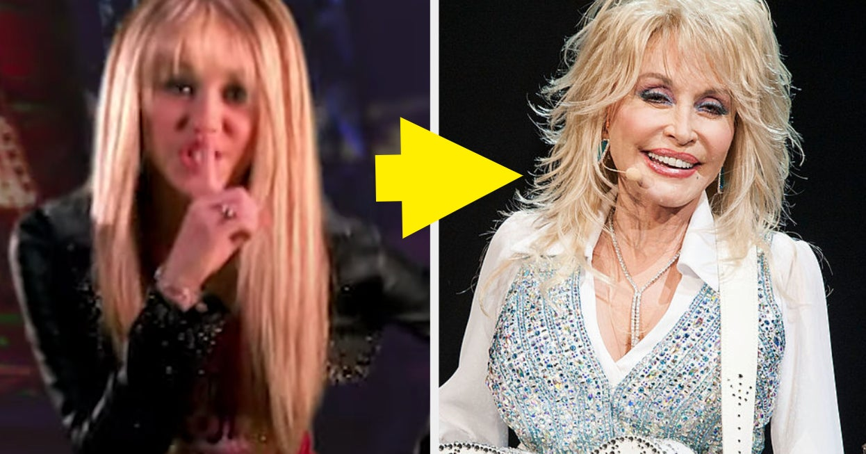 There's A Theory That Dolly Parton Is The IRL Version Of Hannah Montana, And Sweet Niblets, My Mind Is Blown