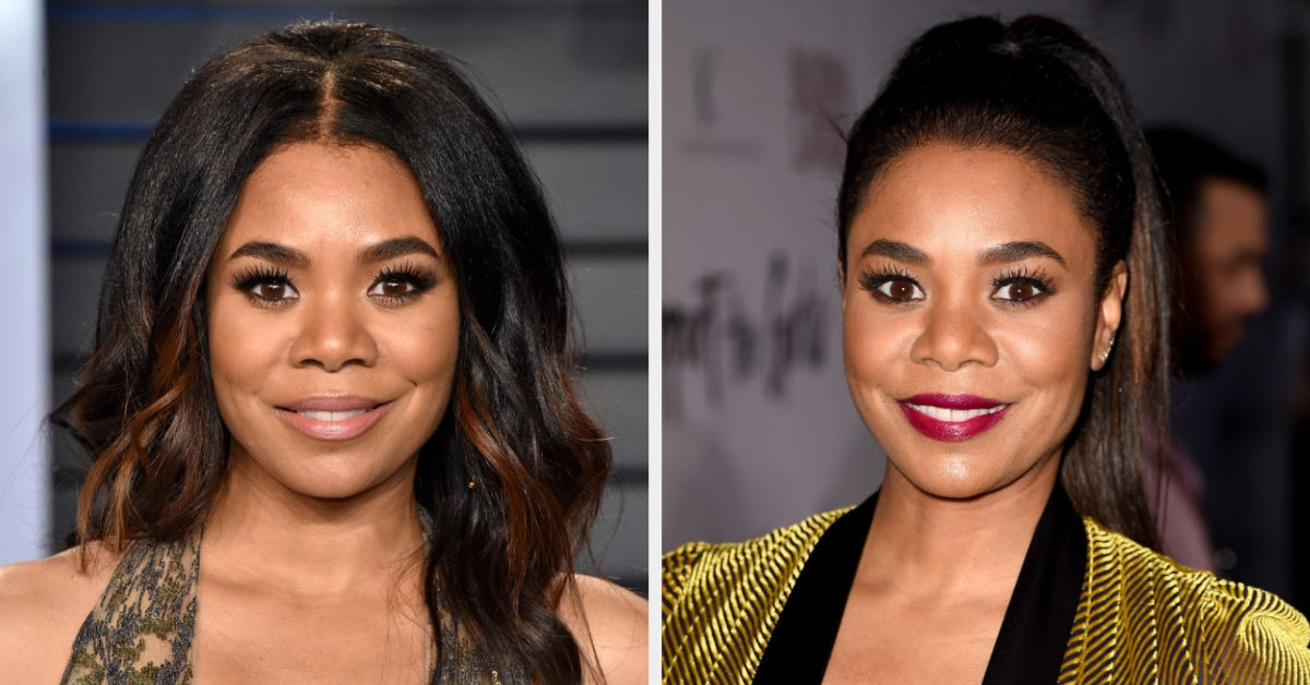 Regina Hall's Birthday Song Is A Lesson In Aging Like A Queen