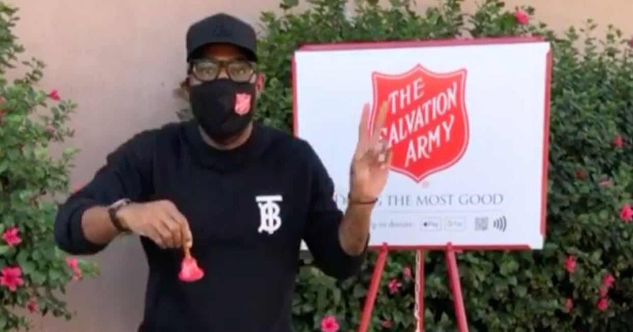 Karamo Brown Is Working With The Salvation Army — Here's Why That's Problematic