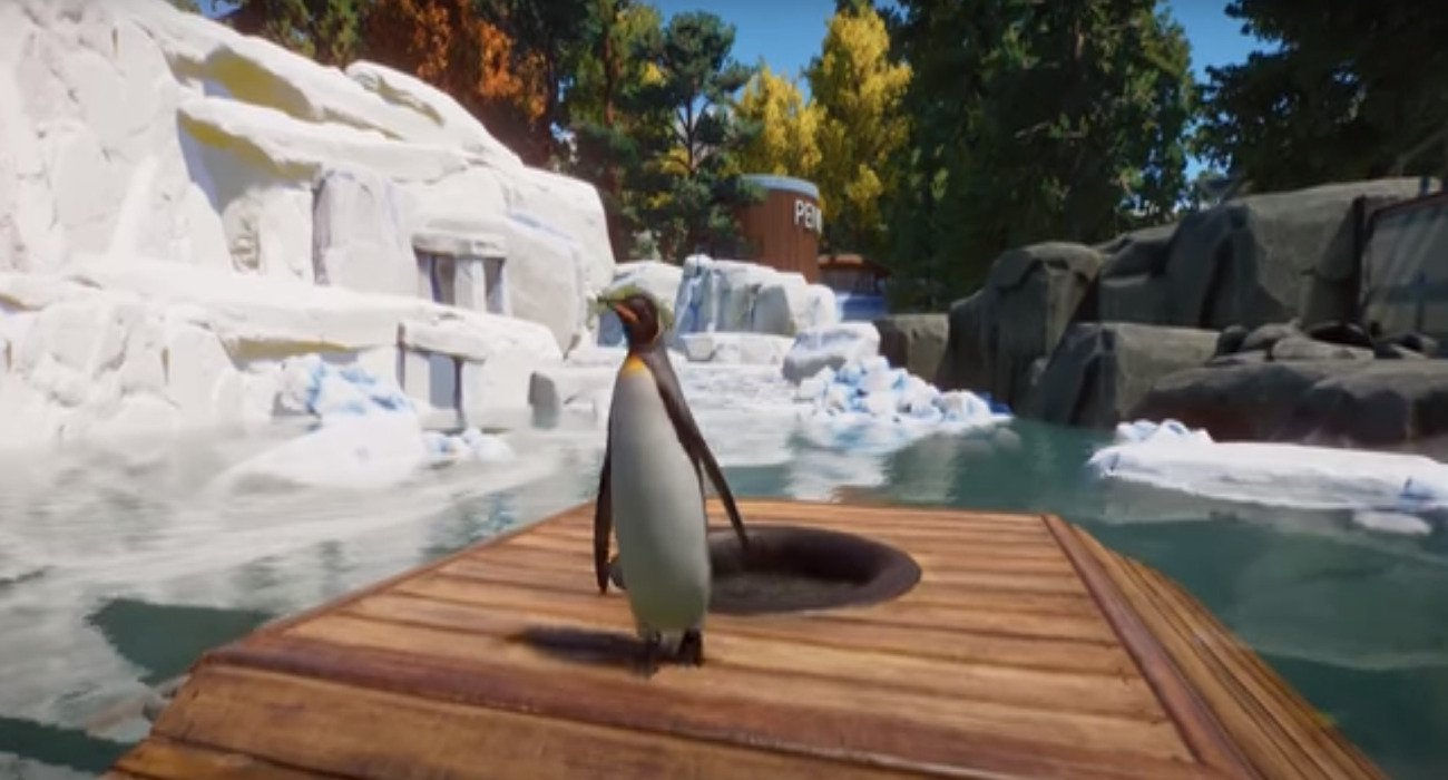 Planet Zoo Is Getting An Aquatic DLC Pack On December 8th