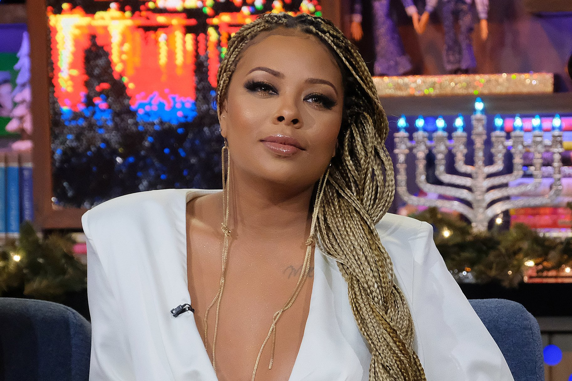 Eva Marcille Flaunts Her Flawless Skin In This Video – Fans Are In Awe