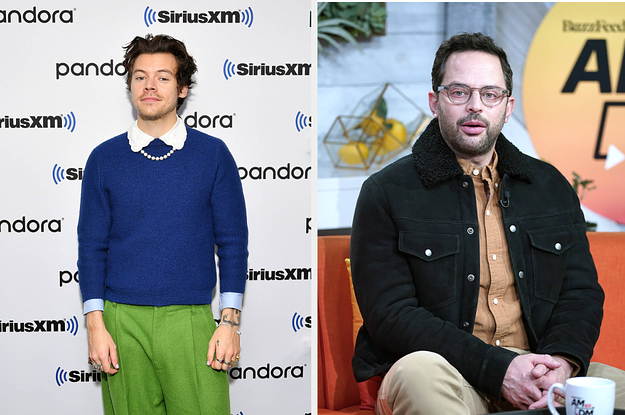 Harry Styles Was The First Person To Know About Nick Kroll's Engagement And It's Adorable
