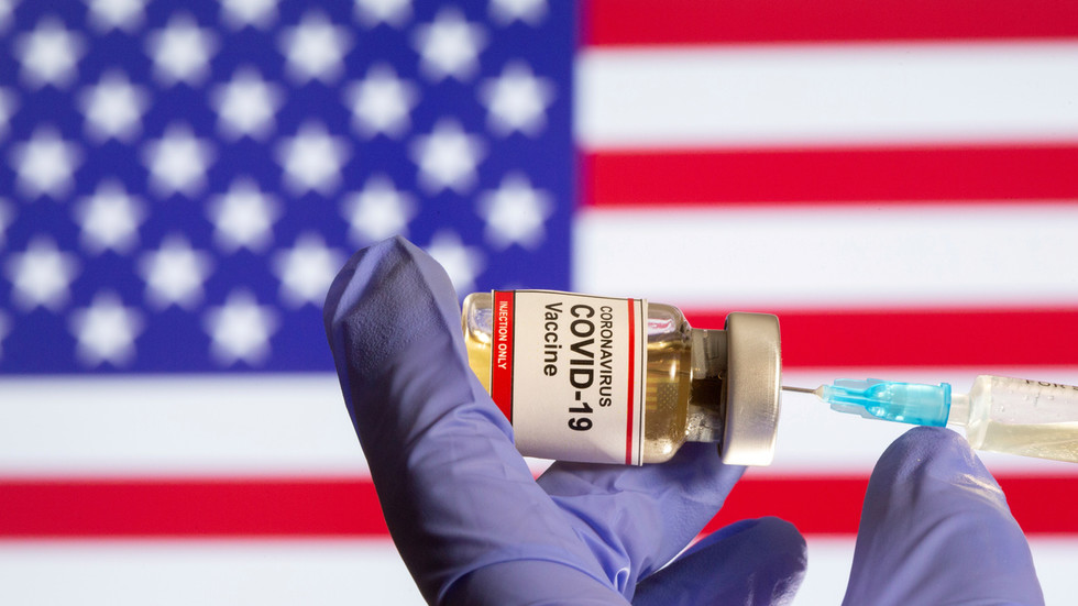 US reports record 3,000+ Covid-19 deaths in a single day as poll shows half of Americans hesitant to take vaccine jab