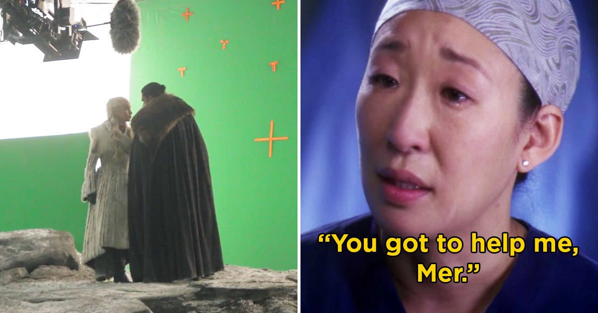 21 Behind-The-Scenes Facts About Actors Filming These Iconic TV Shows For The Last Time