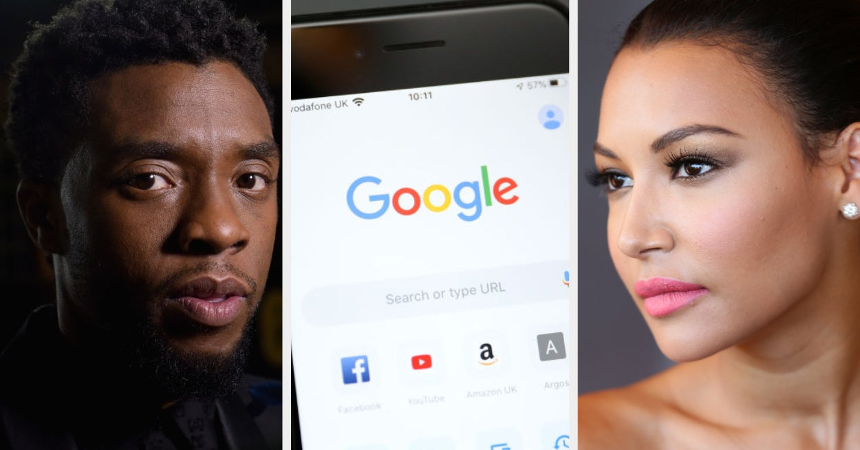 These Are Some Of Google's Top Trending Searches For 2020