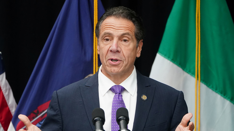 New York Governor Andrew Cuomo 'sexually harassed me for years,' former staffer claims after blasting 'toxic' work environment