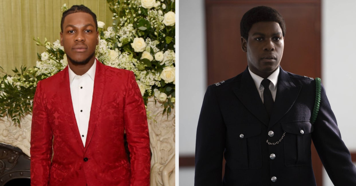 """John Boyega Tackles Police Brutality And Reform In His New Film """"Red, White And Blue"""""""