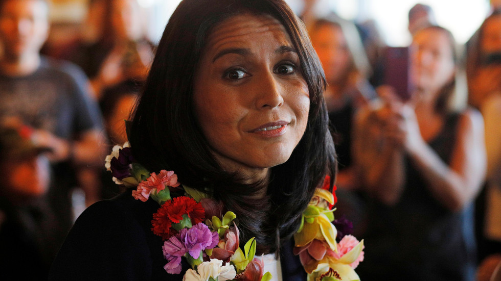 Tulsi Gabbard branded 'transphobe' after introducing bill to limit women's sport to biological females