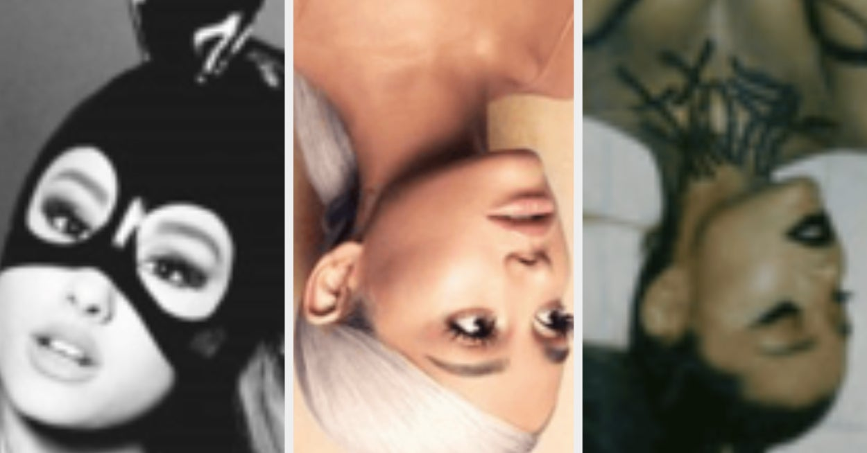 If You Can Name Every Song From All Of Ariana Grande's Albums, I'll Be Truly Amazed