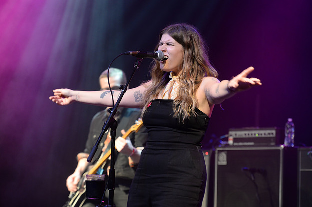 Best Coast's Bethany Cosentino Has The Perfect Explanation For Why Wearing A Mask Works